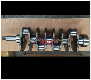 CRANKSHAFT WO4D WO6D HO7CT HO7C HO7D JO8E JO8C F2OC Diesel ENGINE for HINO  SPARE PARTS
