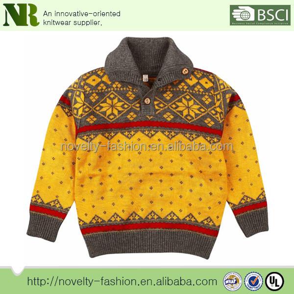 07484d13 Woolen Sweater Designs For Kids,Collared Neck Jacquard Woolen Sweater For  Kids - Buy Woolen Sweater Designs For Kids,Woolen Sweater Designs For ...