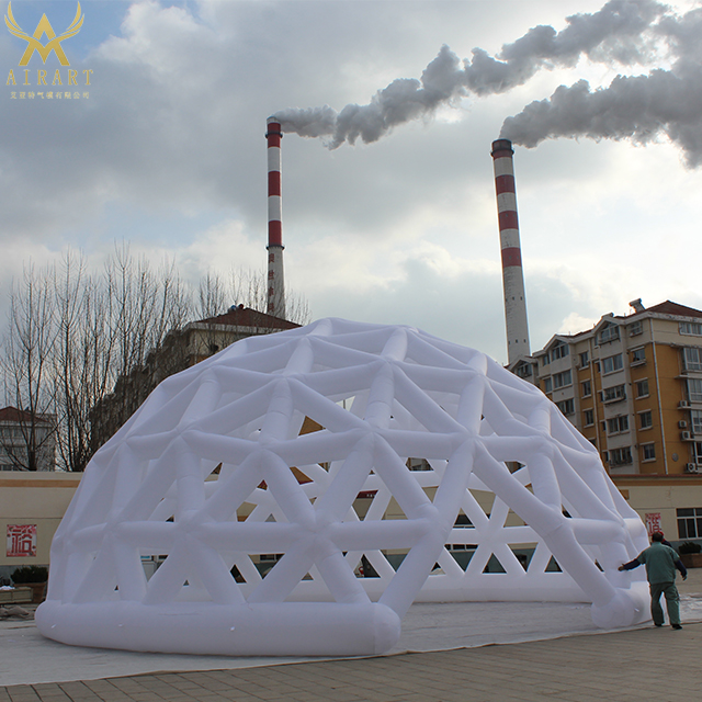 giant decor inflatable dome