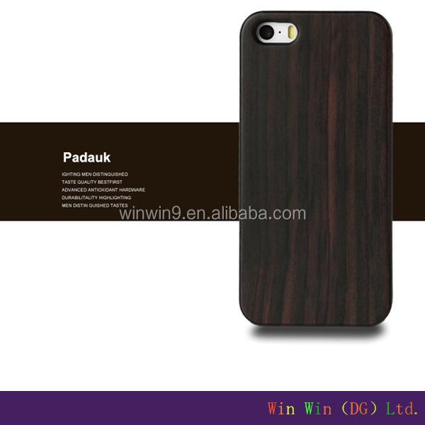 2014 cheap mobile phone cases wood phone case for iphone5 ( 50pcs a pack)