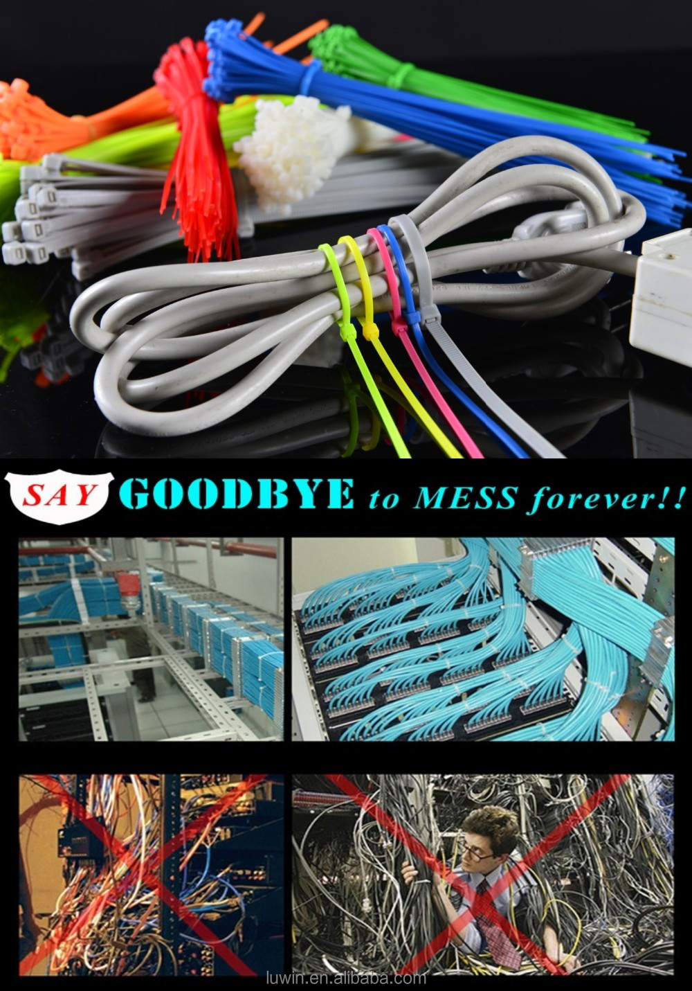 Factory Sell Good Quality With Cheapest Price All Sizes Nylon ...