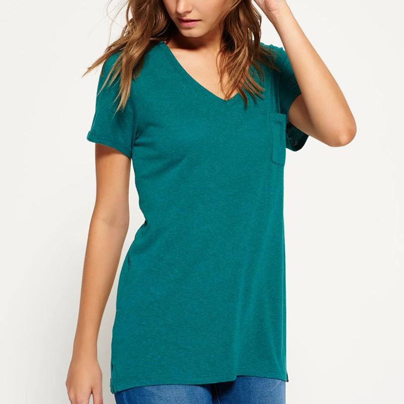 2016 wholesale china custom design high quality v neck for High quality plain t shirts wholesale
