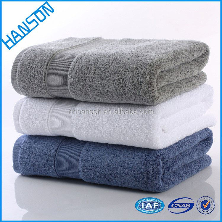 Hot Sale High Quality Super Cheap Multicolor Bamboo Fiber Panda Embossing Bath Towels