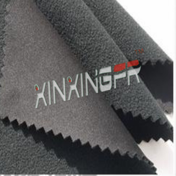 eco friendly 220gsm flame resistant knitting fabric for protective clothing