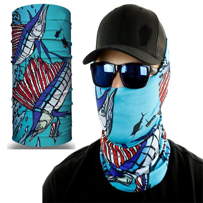 Apparel Accessories Devoted 3d Seamless Magic Scarf Neck Gaiter Balaclava Face Mask Ghost Skull Clown Joker Bandana Shield Headband Headwear Men Bicycle