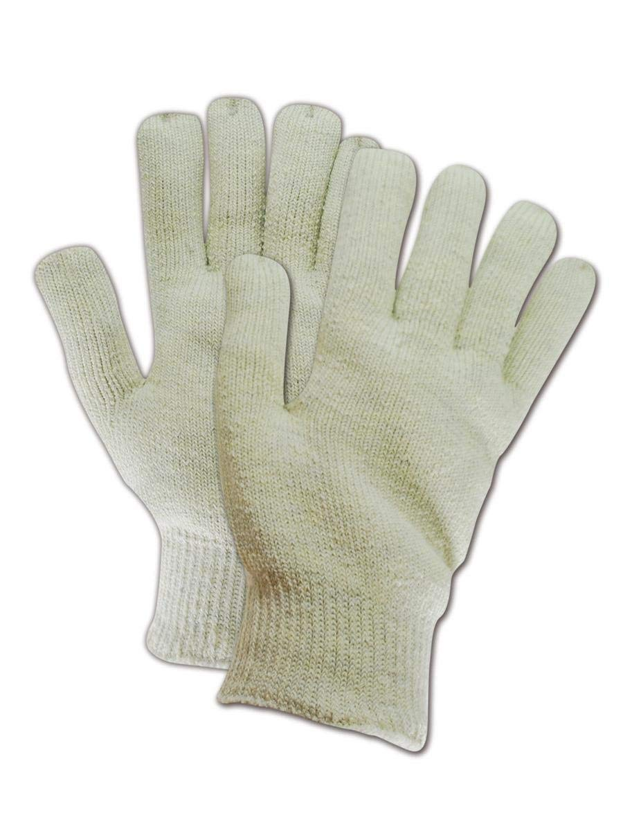 Elliott Specialty Products 200 Hot Not Nomex Gloves, Nomex, Large, White