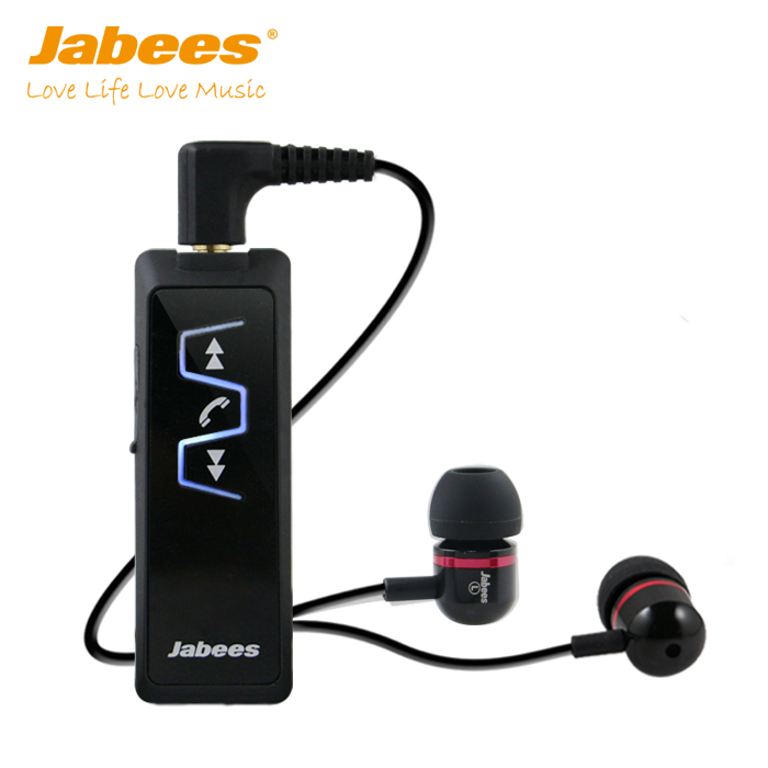 Jabees 2017 New Bluetooth Wireless Cell Phone Headset Earphone Bluetooth Wireless V4.1 Bluetooth Stereo Headphone Made in China