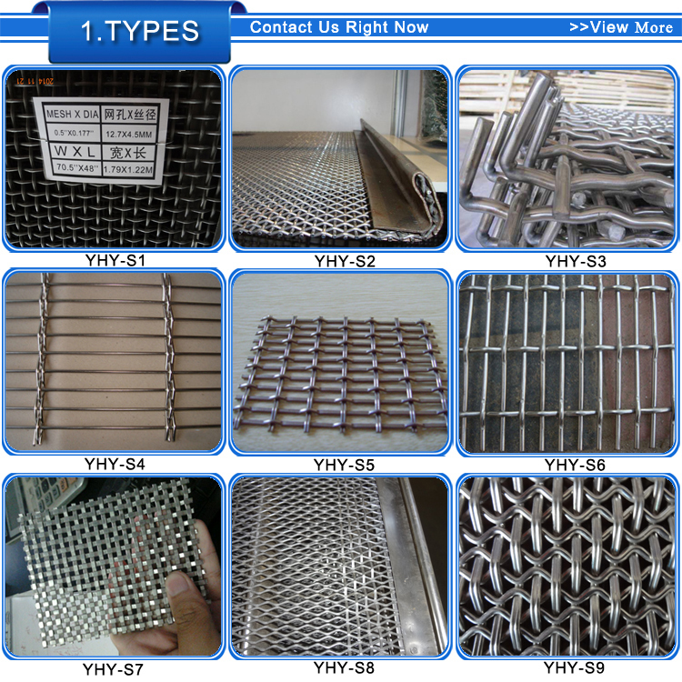 Looped Wedge Wire Screen Manufacturer - Buy Wedge Wire Screen ...
