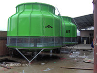High Quality Industrial FRP Counter Flow Water Cooling Tower/ Cross Flow Water Tower