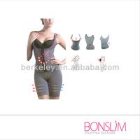 Factory Provide Seamless Slim Bamboo Charcoal Body Shaper