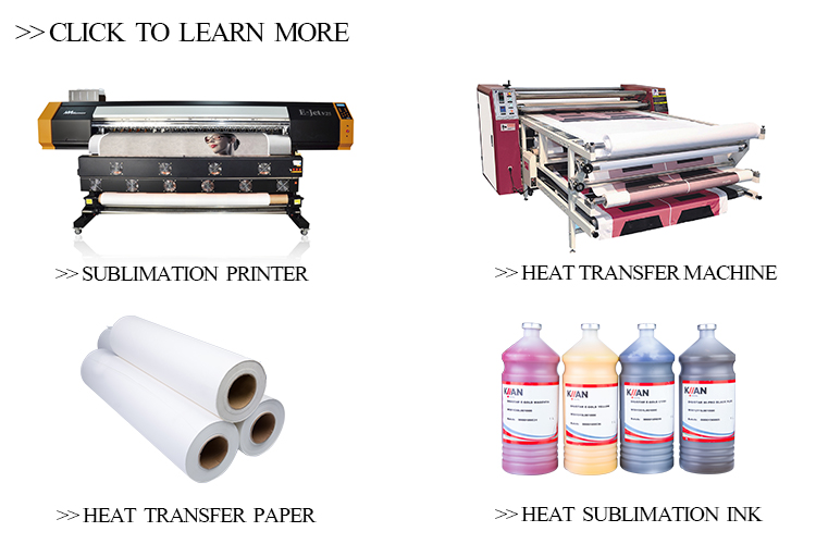 Jumbo Thermische Sublimatie Transfer Papier Roll