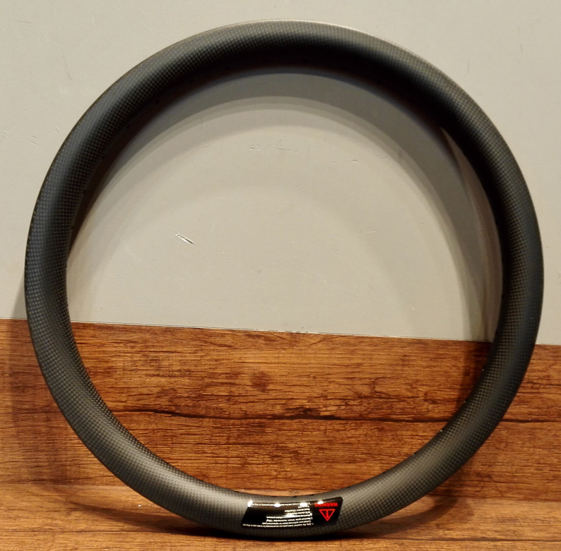 "CARBONICIAN 30mm wide 30mm deep 406 clincher bmx carbon rim 20"" 30mm"