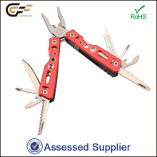 Eyelet design mini female multi tool for home use/tool/promotiom gift