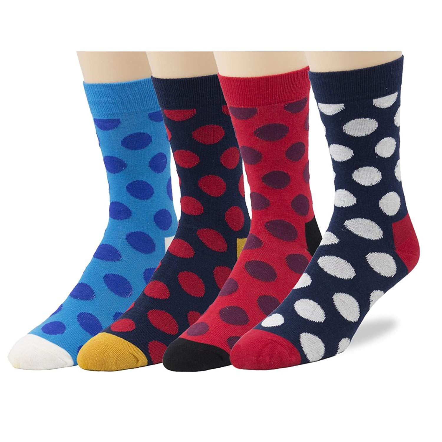 1a3d28ae1 Get Quotations · Pop Fashion Mens Dress Socks