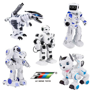 Intelligent Induction RC Robot Toys For Children