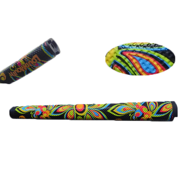 Multi-Color PU Golf Grip / apertos de golfe por atacado com marca