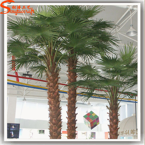 Hot Ing Professional Manufacturer Artificial Palm Trees Canada Leaves Outdoor For Home Decor