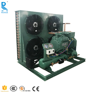 Top Quality High Efficient Air-Cooled Bitzer Semi-Hermetical Compressor Condensing Units