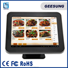 "12"" all in one POS windows /pos computer monitor with touch"