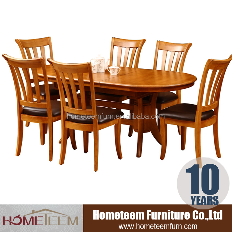 Solid wood dining room custom made wood furniture