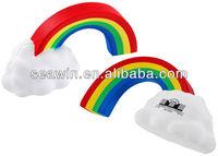PU Rainbow Stress Ball