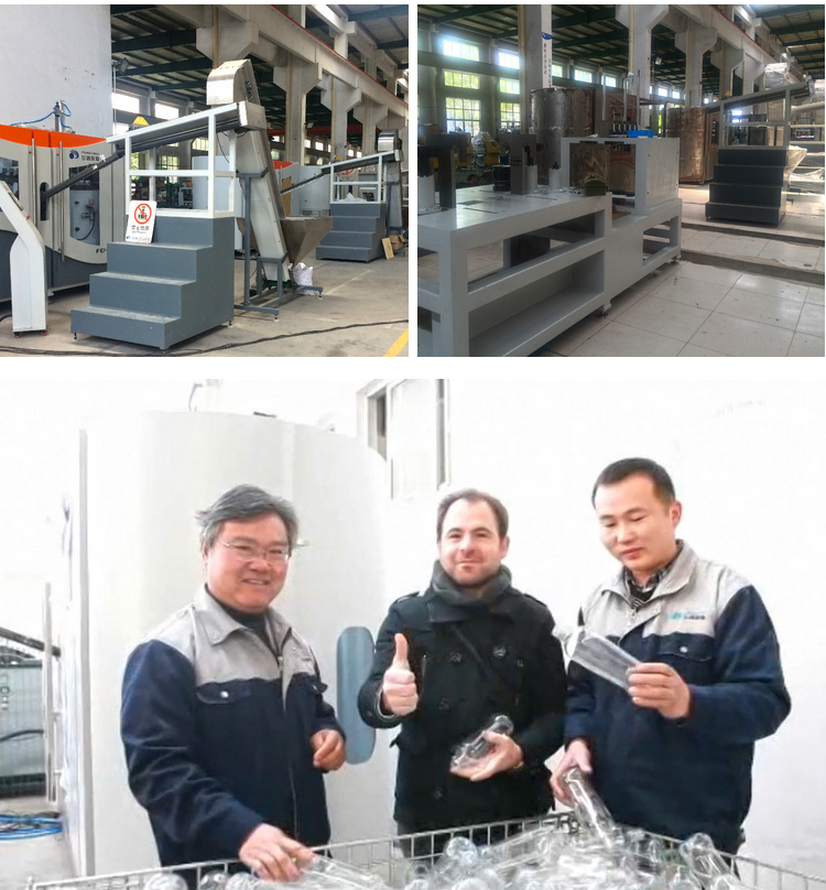 fully automatic bottle blowing machine/PET bottle making plant/bottled drinking water factory bottle maker