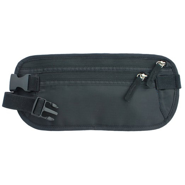 Travel Money Belt/secure Waist Pouch/waist Bag Belt/passport ...