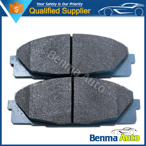 04465-0K160 Japanese Car Paper Base Brake Pads Disc Best-selling