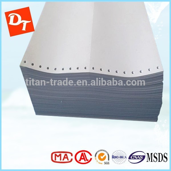 Custom Various sizes High Quality 100% Wood pulp printing paper