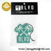 Wholesale custom logo little tree air freshener custom paper car air freshener