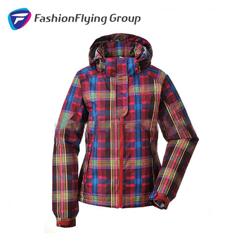 d031a2aa8f6 Plus Size And Waterproof Polyester Red Sexy Crane Sports Ski Wear ...