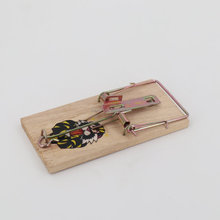 Small Size Portable Wooden Mouse Rat Trap