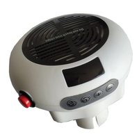 TV Hot Products Winter Company Uses Mini Round Electric Heater German Design