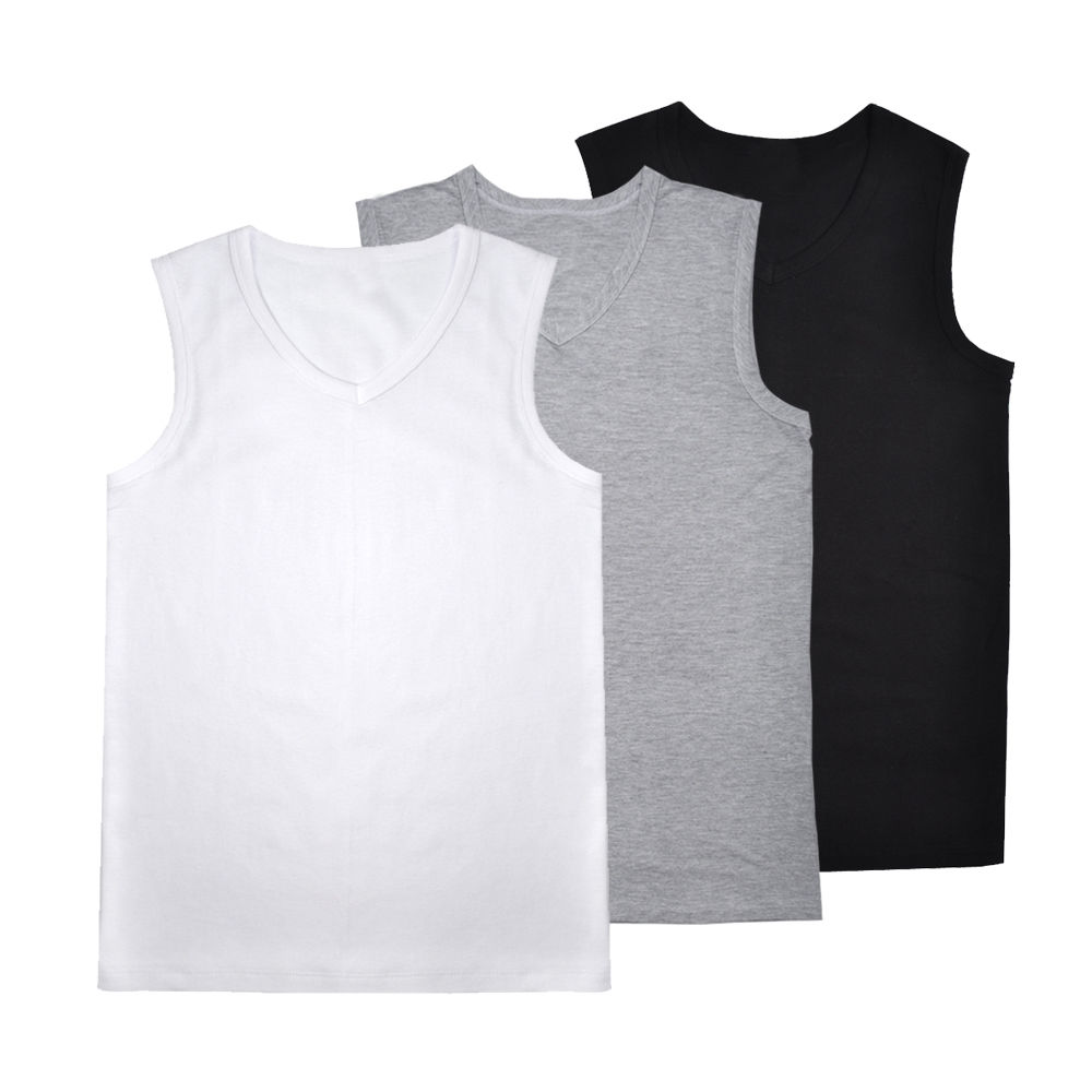 05e16c90400 V-neck T-shirts Sleeveless Men - Buy V-neck T-shirts Sleeveless Men ...