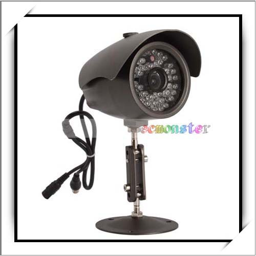 For Sony 420TVL 48 IR LED Infrared Long Distance Night VIsion Waterproof CCD CCTV Security Camera