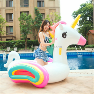 Hight Quality Water Inflatable Unicorn Pool Float Toys