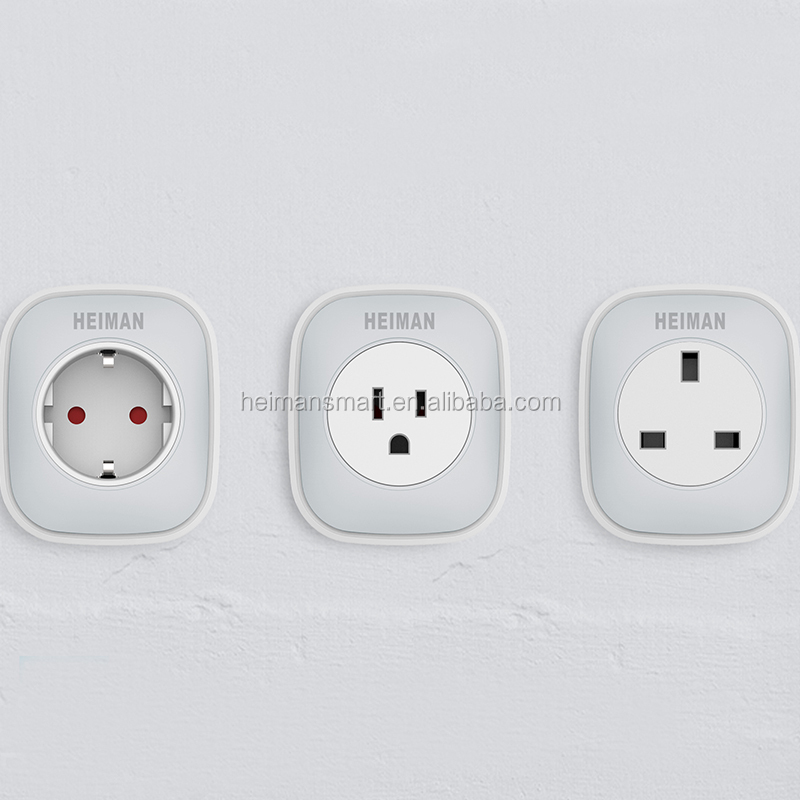 Multifunctional wifi socket used in home automation solutions