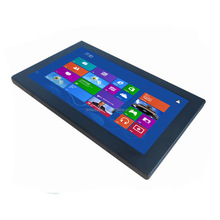 10 ''rack-mount touch screen mini pc windowsed embedded pc industriale