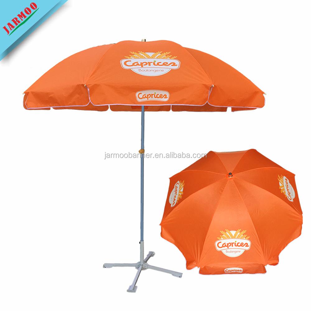 Tecnologia de guarda-chuva de pátio deslocada