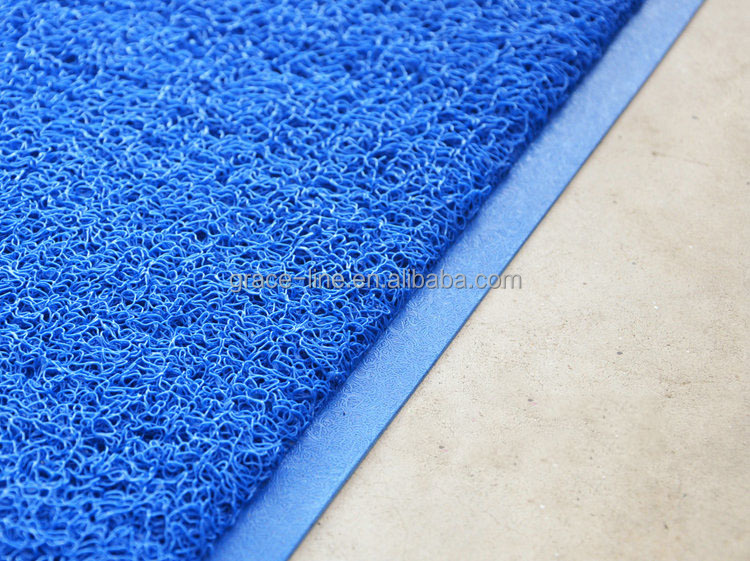 Vinyl loop matting coiled mat 12mm door mat & Vinyl Loop Matting Coiled Mat 12mm Door Mat - Buy Vinyl Loop Matting ...