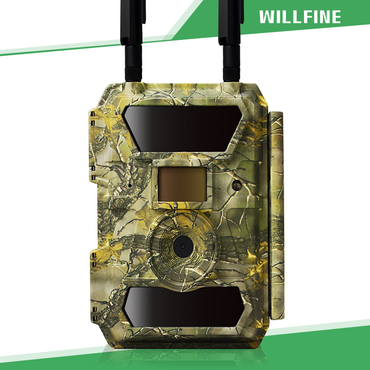 New 4G LTE High quality 1080P Wireless SMS MMS GPRS GSM GPS 4g hunting camera wildlife 4g trail camera
