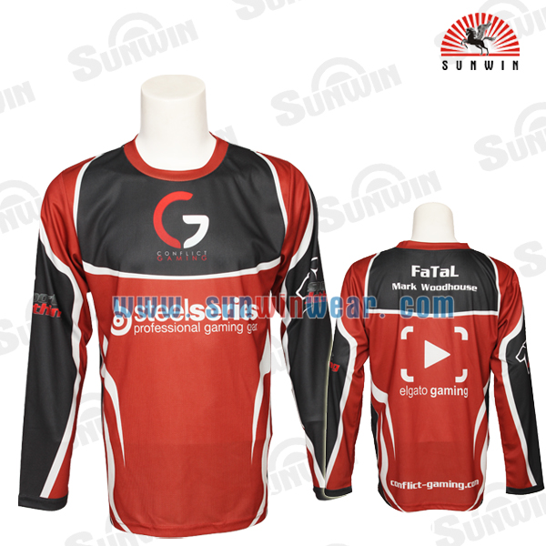 ceed245ec74 Youth Oem Dry Fit Gaming Jersey