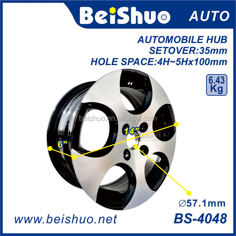 Small Aluminum Atv Motorcycle Car Wheel Hub
