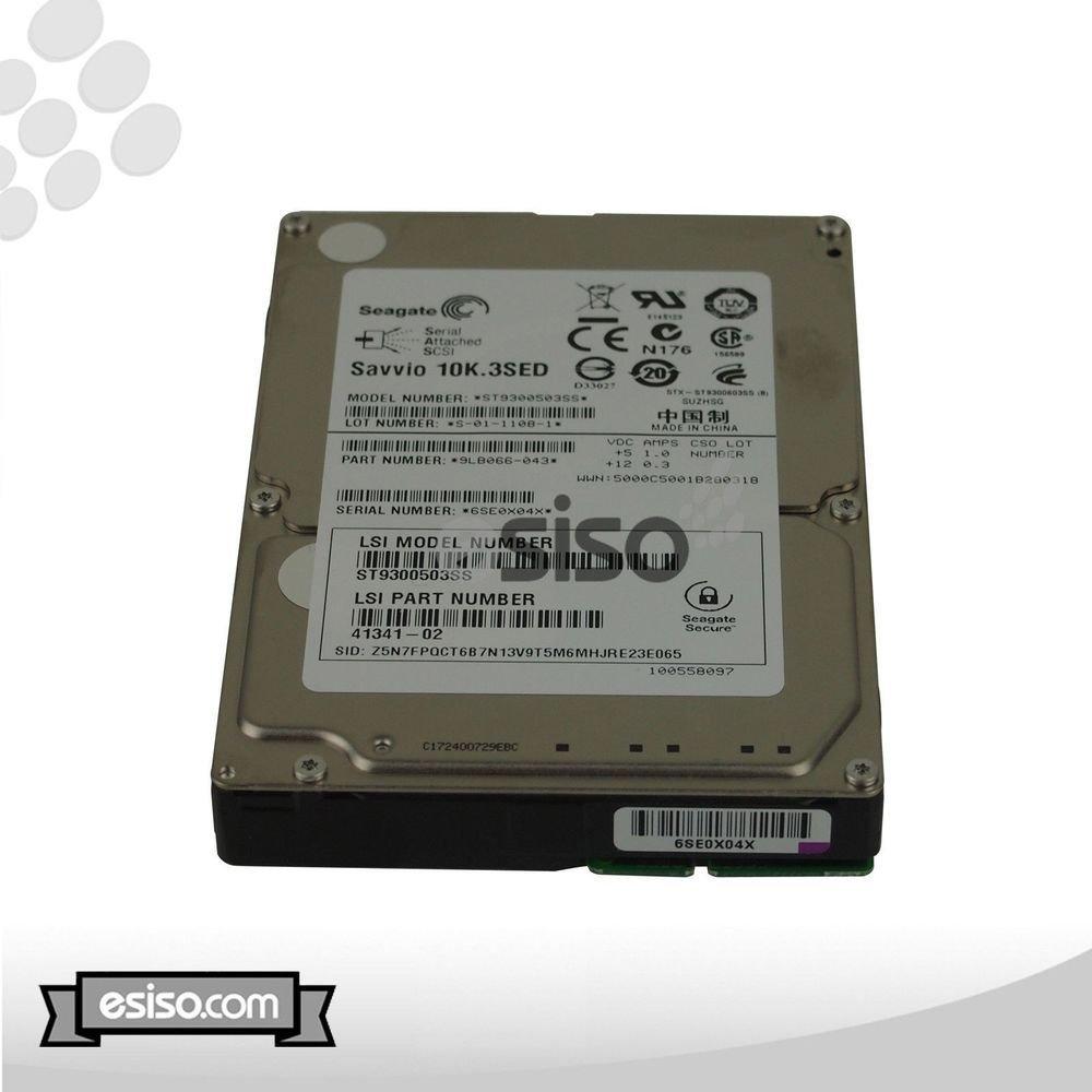 DELL ST9300503SS-DELL ST9300503SS-DELL 300GB 10K 6G SED SFF SAS HARD DRIVE