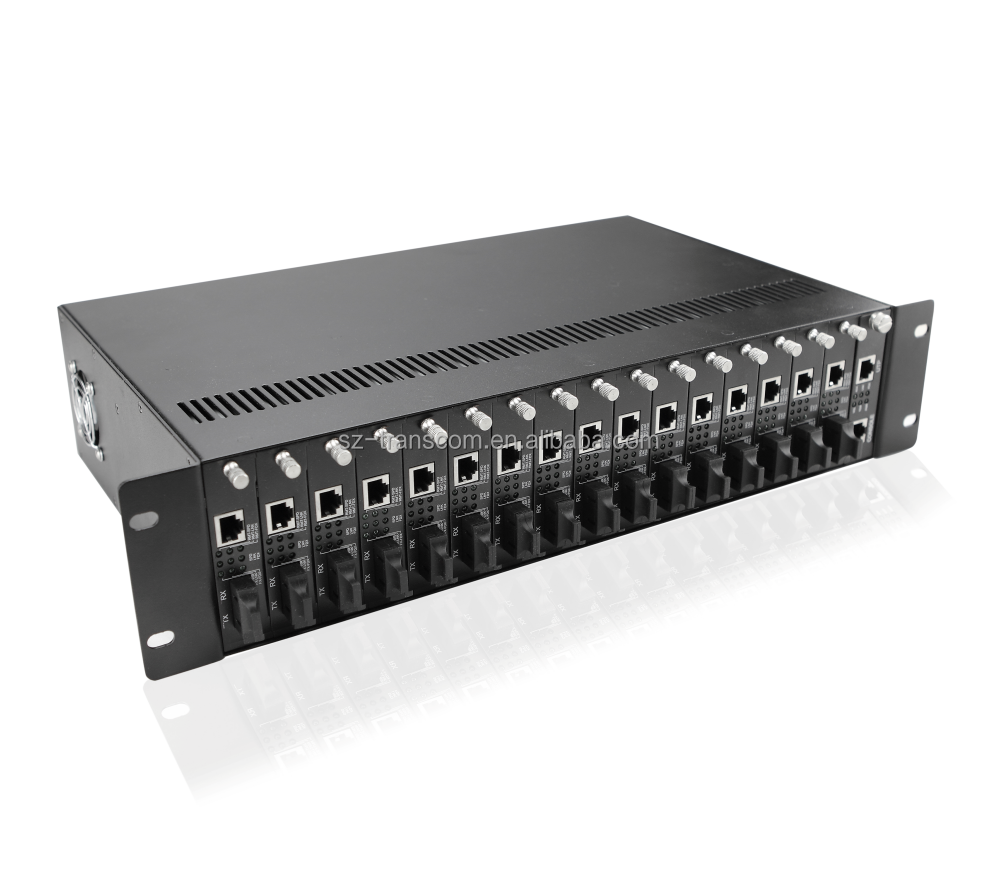 17 Slots Fiber Media Converter Rack Mount Chassis With Dual Power Supply Nms Function Buy Fiber Media Converter Rack Mount Chassis 17 Slots Dual Power Supply Nms Function Product On Alibaba Com