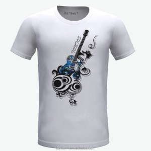 2018 fashion bulk blank custom t-shirt