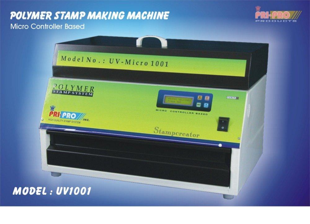 India Rubber Stamp Making Machine Wholesale