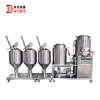 40l- 100l home brewing system mini beer brewing system micro beer brewing equipment