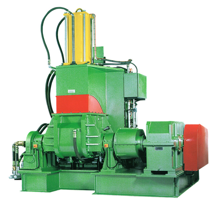 75L Dispersion Kneader Machine For Rubber & Plastic Mixing