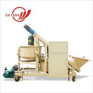 pressure grouting machine pump grouting post tension grouting machine